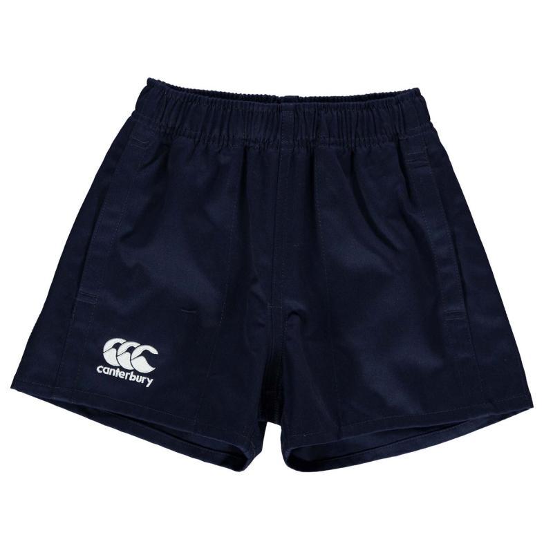 Kraťasy Canterbury Pro Rugby Shorts Junior Boys Navy