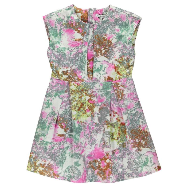 Šaty French Connection Marble Dress Moroccan Pink