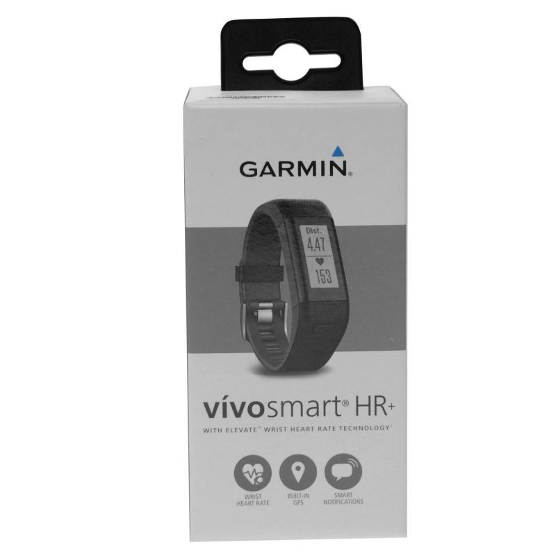 Garmin VivoSmart HR+ Sn74 Black