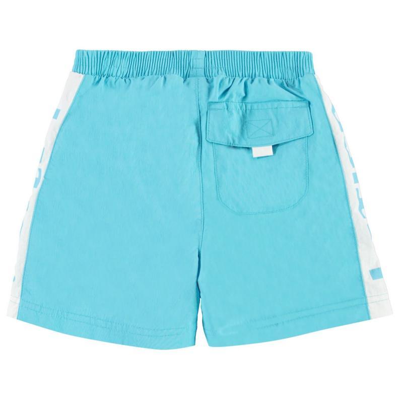 Plavky Team Oldham Athletic Swim Shorts Junior Boys Sky