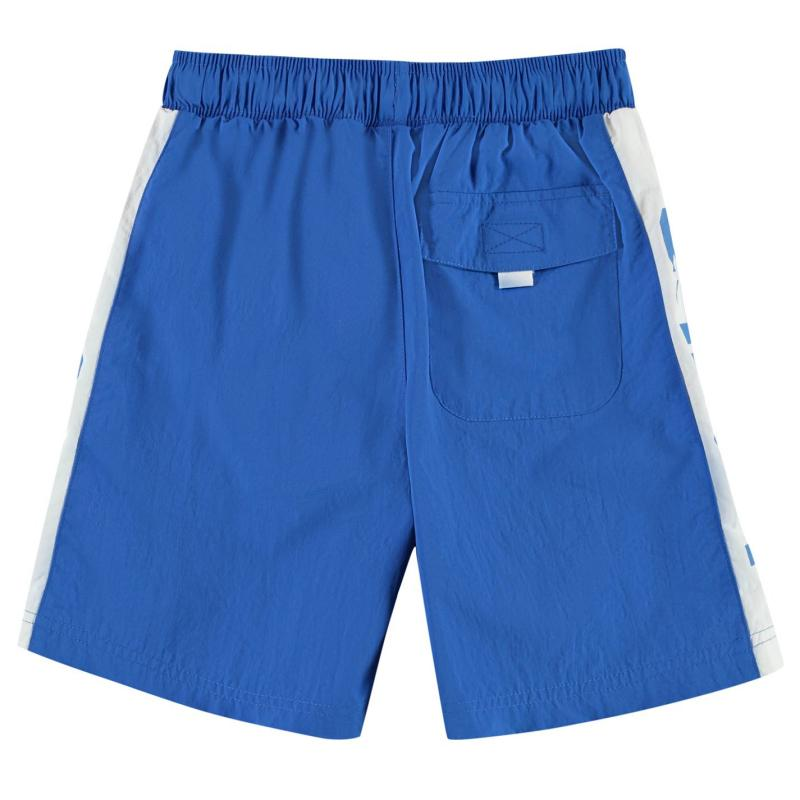 Plavky Team Oldham Athletic Swim Shorts Junior Boys Royal