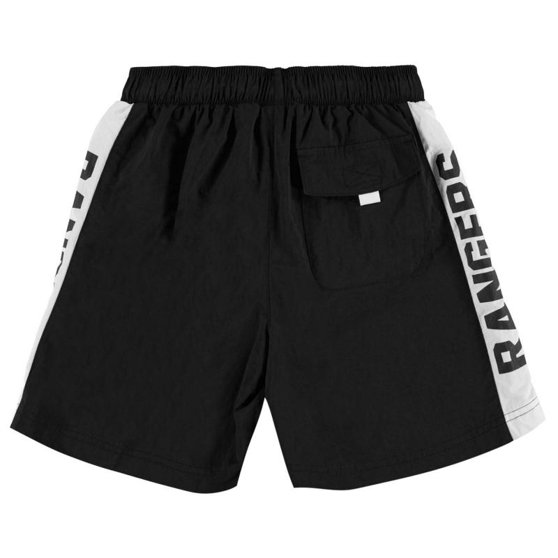 Plavky Team Rangers Swim Shorts Infant Boys Black
