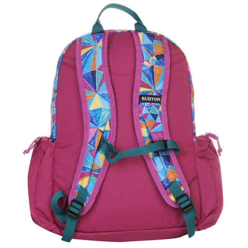 Burton Emphasis Backpack Juniors Pink Print