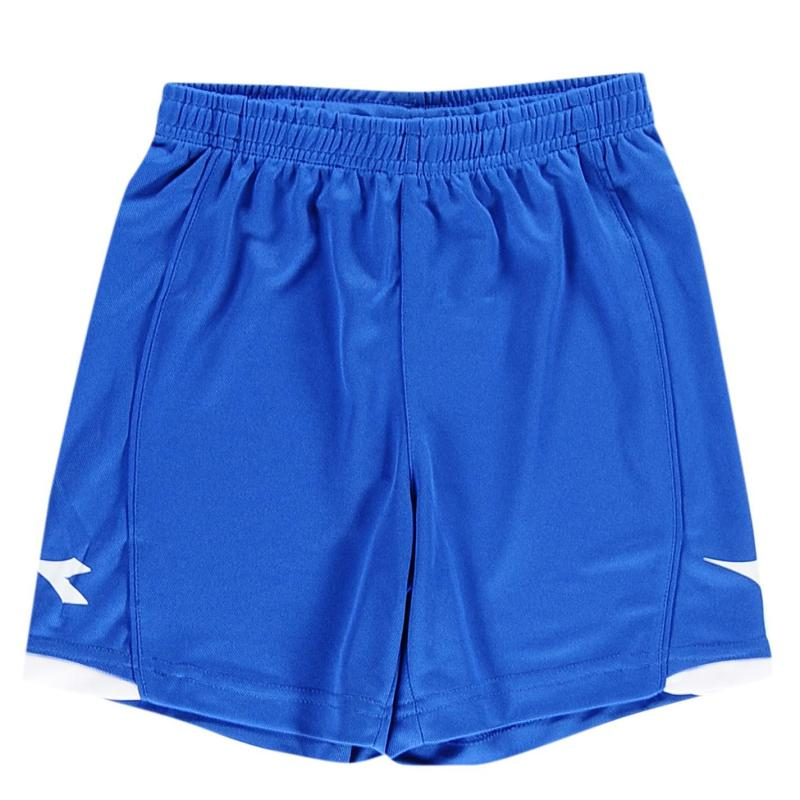 Kraťasy Diadora Kingston Shorts Junior Boys Red/White