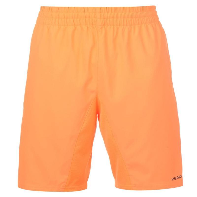 HEAD Bermuda Shorts Men Orange