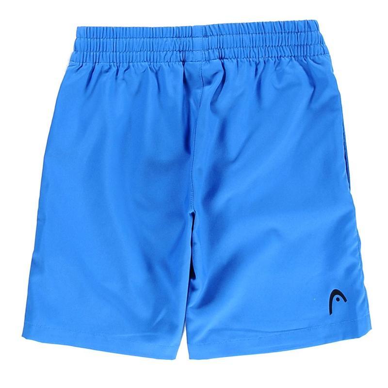 Kraťasy HEAD Club Bermuda Shorts Junior Boys Blue