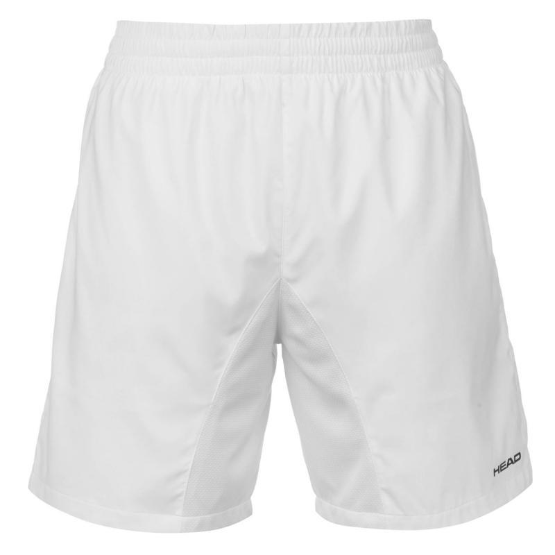 HEAD Club M Shorts Mens White
