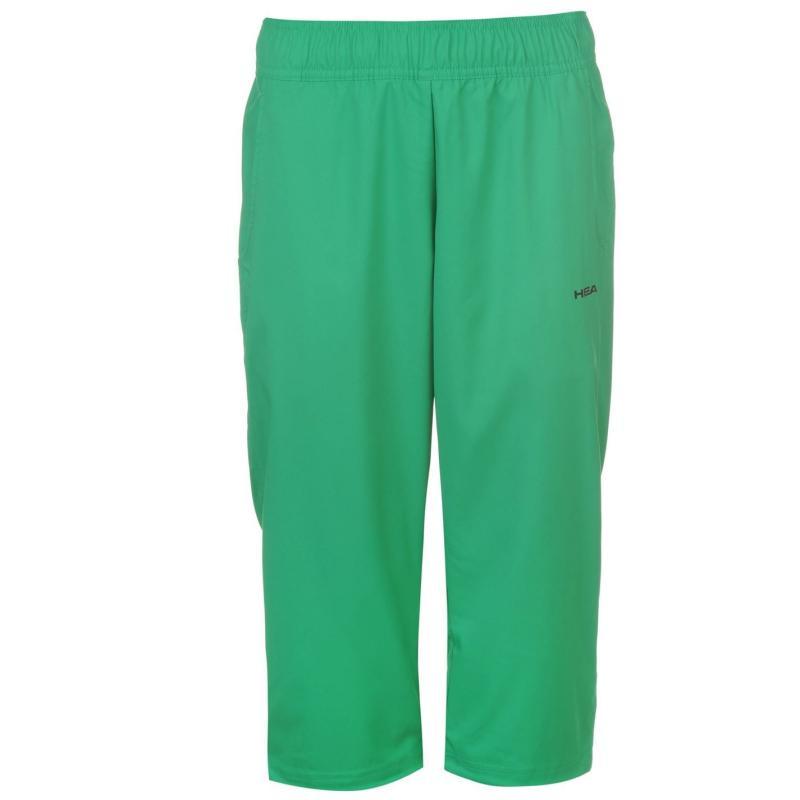 HEAD Club W Capri Pants Ladies Green
