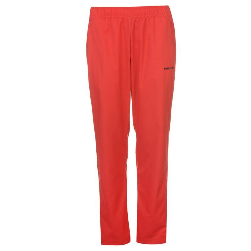 HEAD Club W Pants Ladies Red