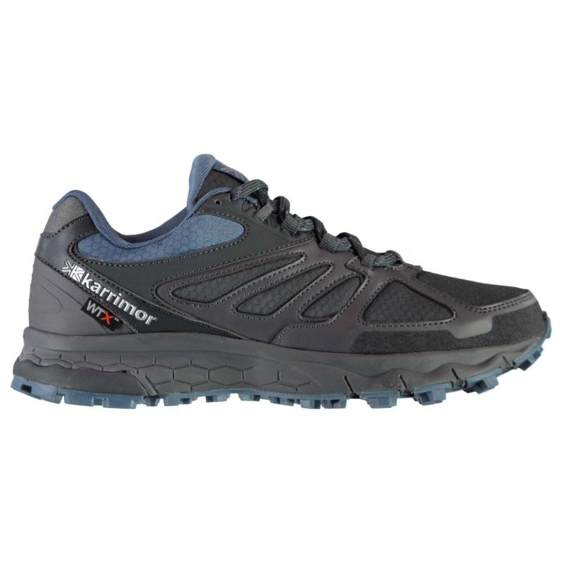Karrimor Tempo 5 Waterproof Ladies Grey/Coral