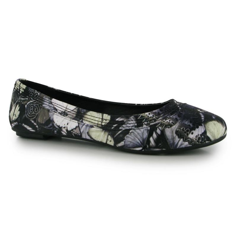 Miso Wendy Ballet Shoes Ladies Butterfly