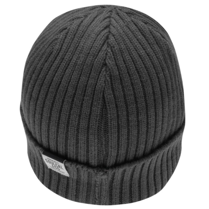 SoulCal Slouch Beanie Grey