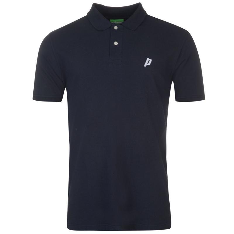 Prince Performance Polo Shirt Mens White