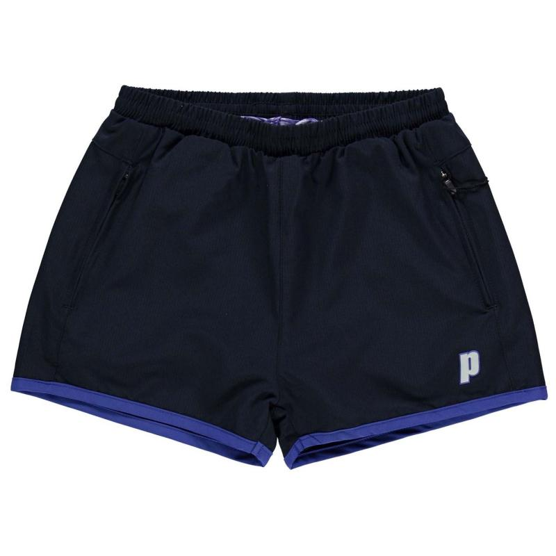 Prince Tennis Training Short Juniors Navy