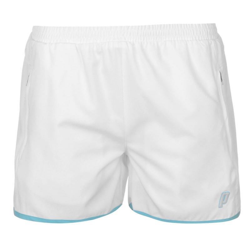 Prince Tennis Training Shorts Azure