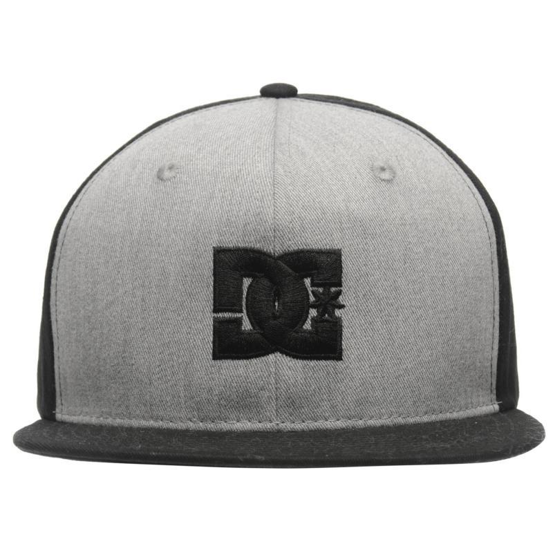 DC Clussy Cap Mens Charcoal/Black