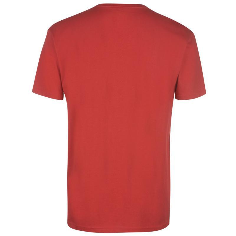 Tričko Quiksilver Formula Uno T Shirt Mens Chilli Pepper