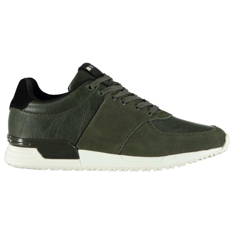Bjorn Borg R100 Low Trainers olive