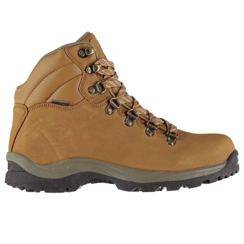 Boty Gelert Atlantis Ladies Walking Boots Brown