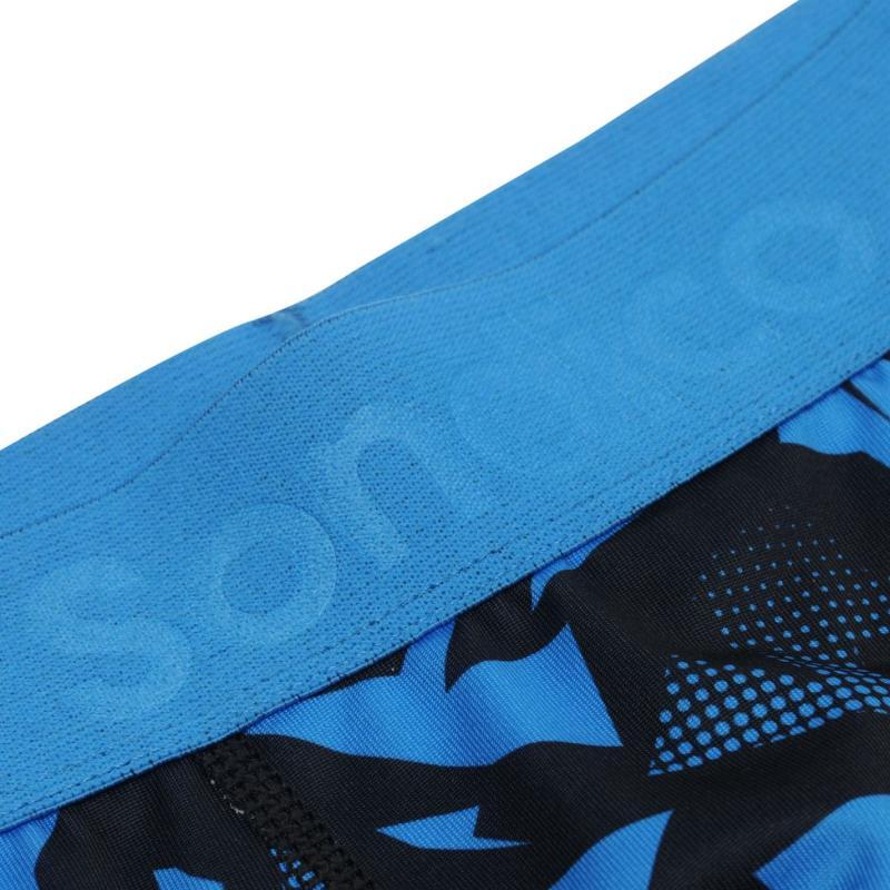 Sondico Blaze Baselayer Shorts Junior Boys Navy/Blue