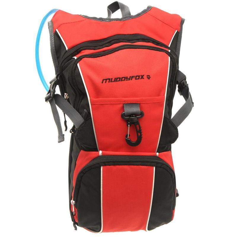 Muddyfox Hydrate Bag 2.0 Black/Red
