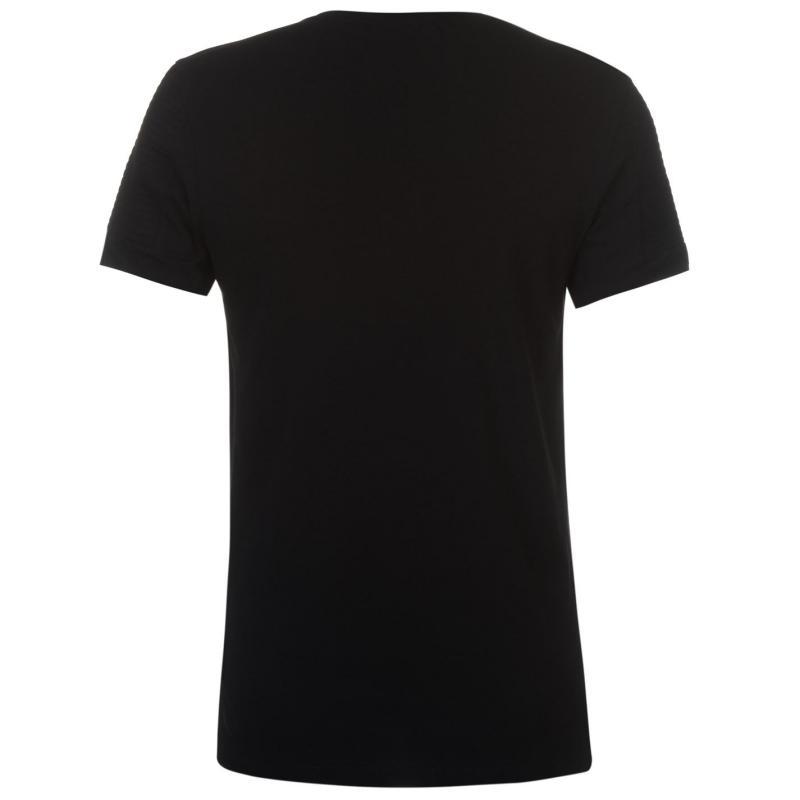 Tričko 883 Police Vocation T Shirt Black