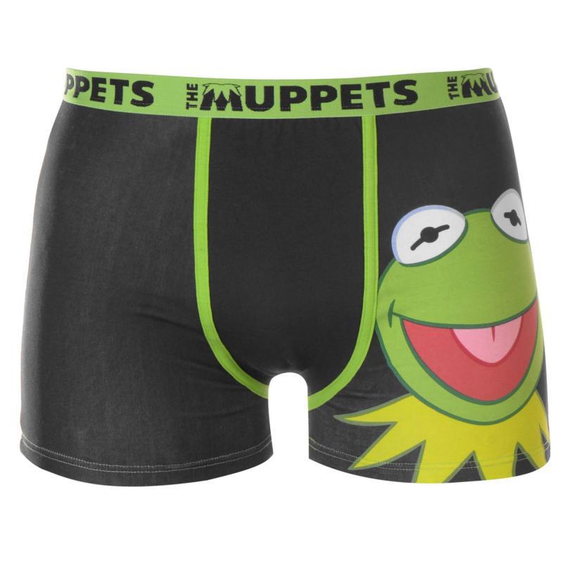 Spodní prádlo Character 2 Pack Boxers Mens Muppets