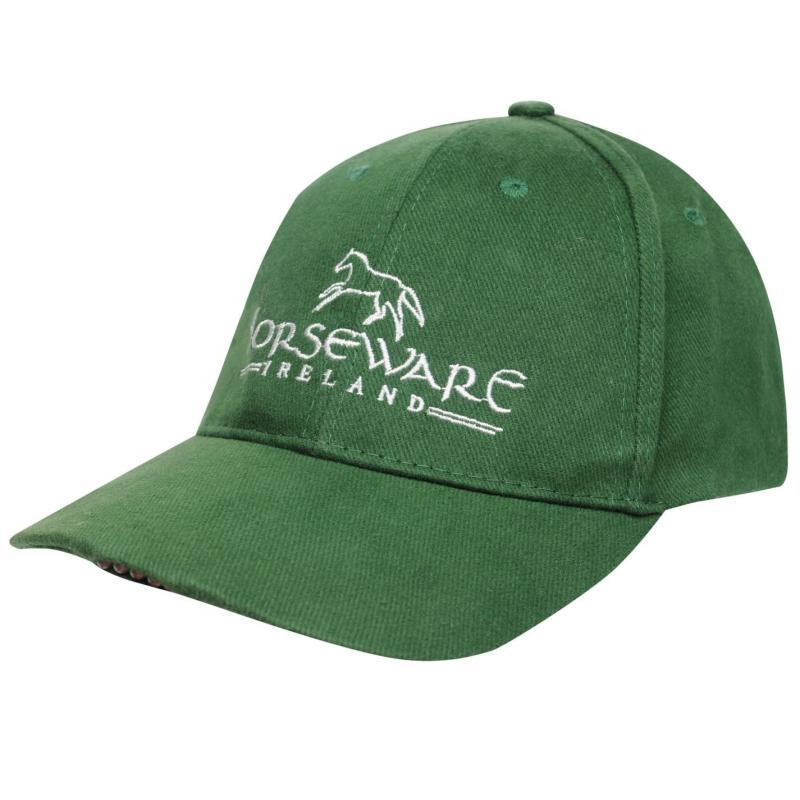 Horseware LED Cap Green/White