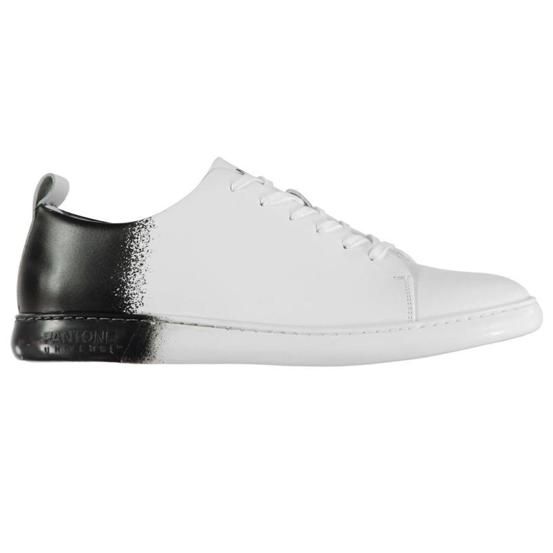 Pantone NYC Low Trainers WhisWhite/Black