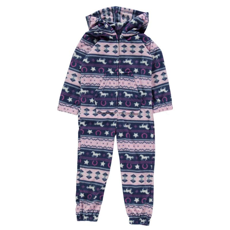 Platinum Onesie Infant Girls Navy