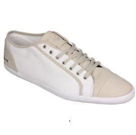 Pánské boty Lacoste Berber 2 srm Bílé/krémové