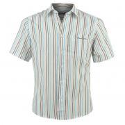 Pánská košile Pierre Cardin Bílá s pruhy
