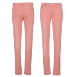 Dámské kalhoty Lee Cooper Růžová