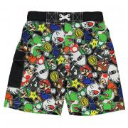 Kraťasy Character Board Shorts Infant Boys Nintendo