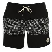 ONeill Cross Board Shorts Mens Black AOP