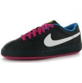 Dětské sportovní boty Nike Brutez - černo/růžové