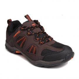 Pánské sportovní boty Campri Elgon - šněrovací Brown/Orange