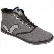 Boty Voi Jeans Mens Fiery Mid Pumps Charcoal