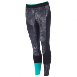 Fitness Reebok Womens DT Elite Tight Pants Black