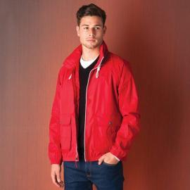 Timberland Mens Franklin Jacket Red
