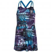 Šaty Converse Infant Girls Printed Knit Dress Purple