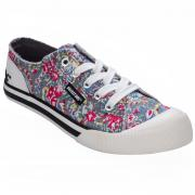 Rocket Dog Womens Jazzin Paisley Pumps Grey