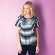Levis Womens The Perfect Pocket T-Shirt Indigo