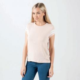 Only Womens Emily T-Shirt Rose