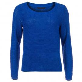 Only Womens Gina Jumper Blue
