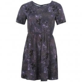 Šaty Firetrap Skater Dress Ladies Paisley Grunge