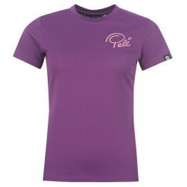 Tričko Pele Training Crew Top Ladies Violet