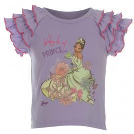 Disney Princess T Shirt Infant Girls Lilac