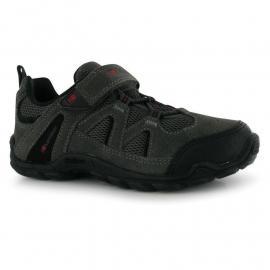 Karrimor Summit Infants Walking Shoes Charcoal