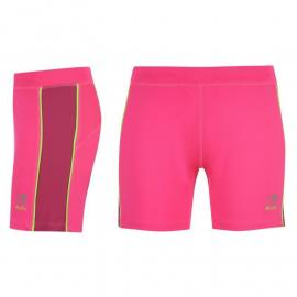 Šortky Karrimor Xlite Boy Running Shorts Ladies Hot Pink/Berry